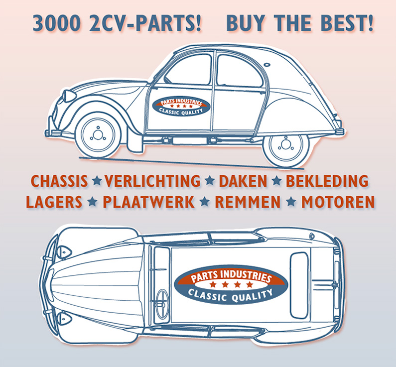 2cv parts buy the best